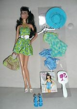 Barbie Top Model Resort Teresa Doll Muse Complete