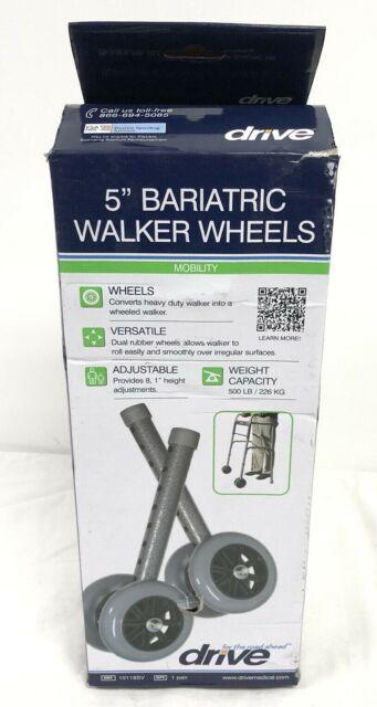 Pair 3,000-Lb Roughneck Wheel Dollies Total Capacity