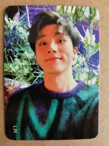 LOT of 7 MONSTA X USA Official Authentic PHOTOCARD TAKE 2 WE ARE HERE Album