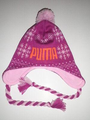 Puma Brennan Earflap Hat Beanie