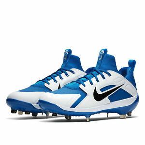 Nike Mens Alpha Huarache Elite Low Blue