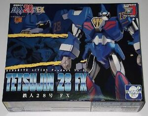 DYNAMITE-ACTION-TETSUJIN-28-FX-EVOLUTION-TOY-A-23237-4582385572342-FREE-SHIPPING