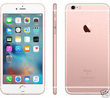 Apple Iphone 6s 16gb Rose Gold At T A1633 Cdma Gsm For