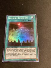 Yugioh Vampire Kingdom JOTL-ENDE4 Super Rare Limited Edition