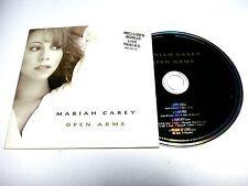 cd-single, Mariah Carey - Open Arms, 4 Tracks, Australia, Cardsleeve, RARE