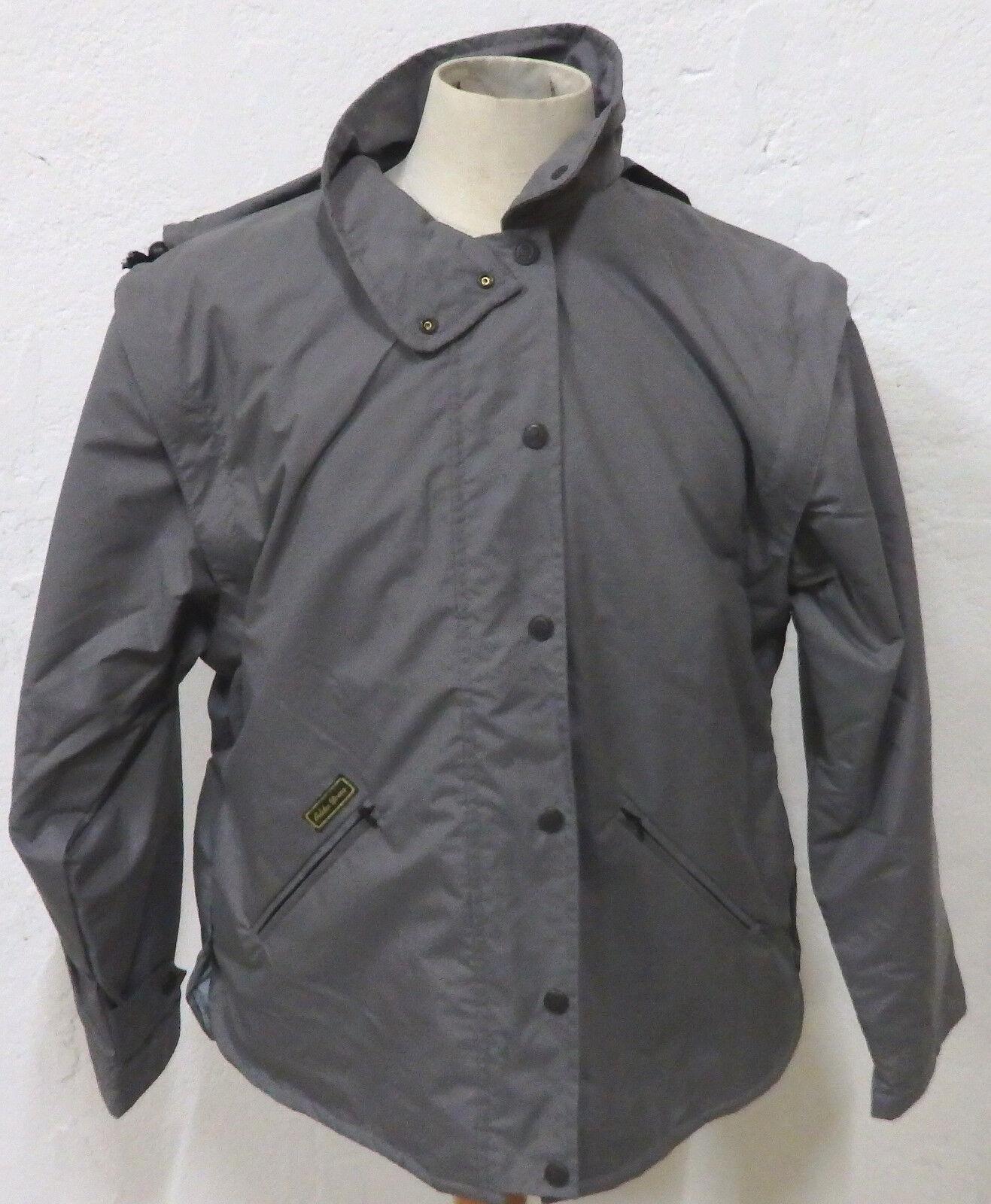 Golden dress reitjacke lluvia chaqueta, gris, gris, gris, talla s, sealand  A la venta con descuento del 70%.