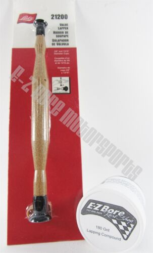 Includes 2oz 180 Grit Clover Compound Lisle 21200 Lapping Stick SMALL Size Cup