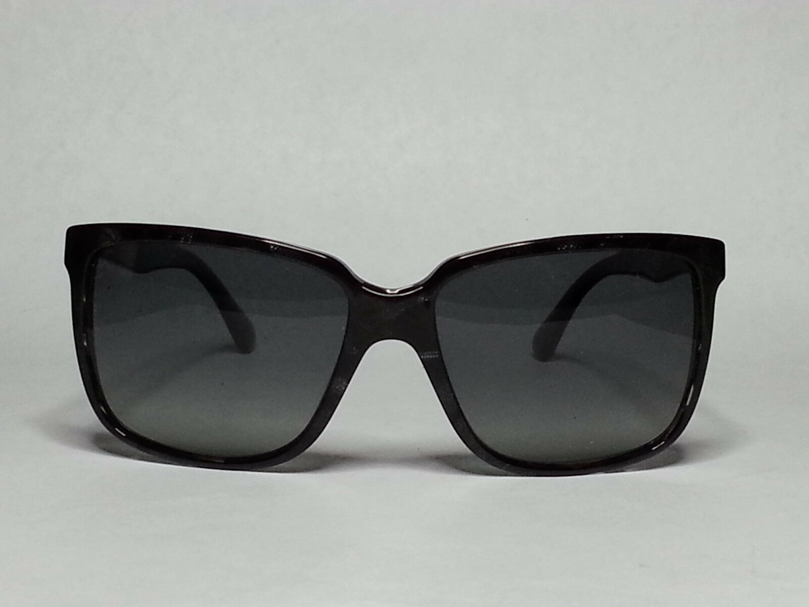 Dolce&Gabbana POLARIZED black sunglasses with spring loaded hinges ITALY