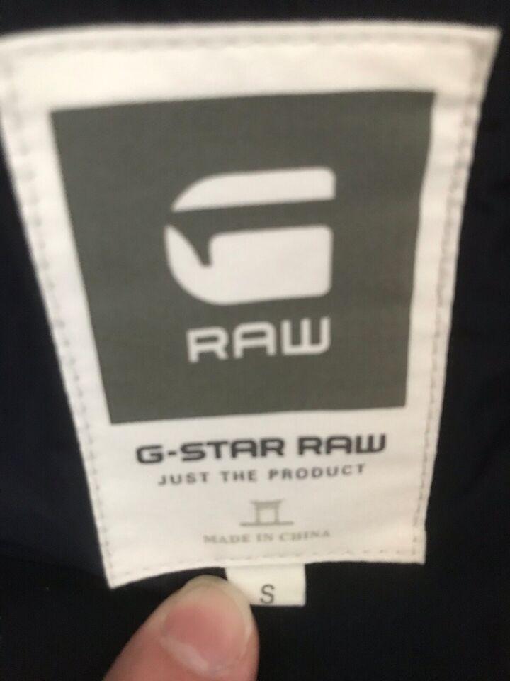 Vinterjakke, Dun jakke, G-star Raw