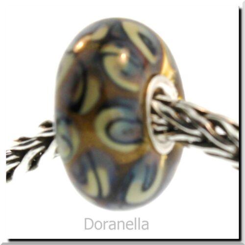 Authentic Trollbeads Glass 61391 Wild Cat 1 RETIRED
