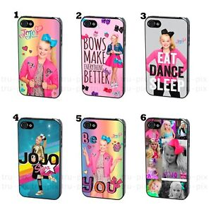 Jojo Siwa Bow Joelle Joanie Phone Case Cover For Iphone Or Samsung Ebay