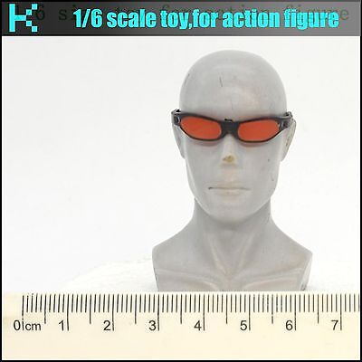 L06-49 1//6 scale action figure Orange sunglasses