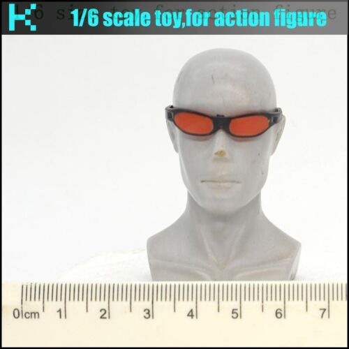 L06-49 1//6 scale action figure Orange sunglasses
