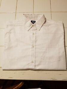 Lee Uniforms Mens Long Sleeve Oxford Shirt