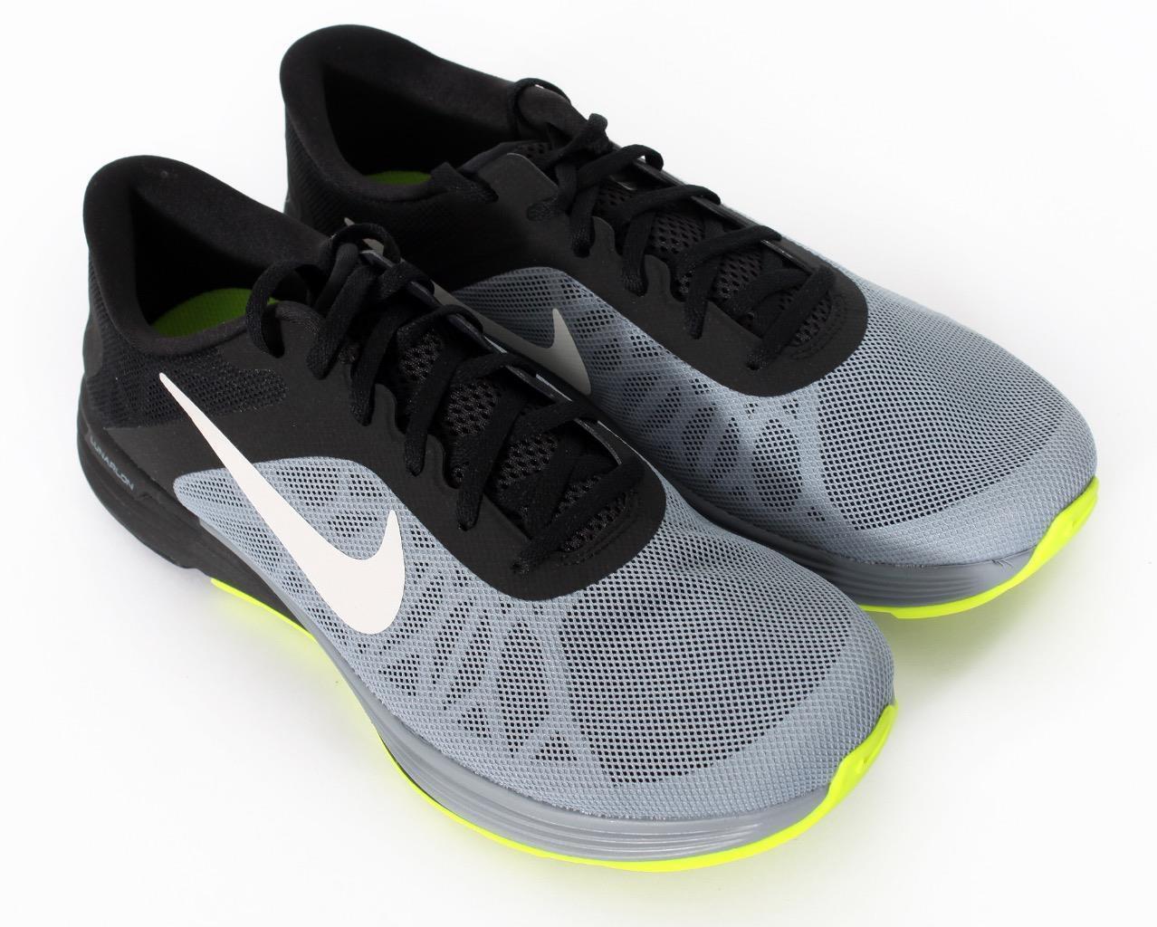Nike lunarlaunch uomo scarpe da uomo lunarlaunch 694915-001 pennino autentico. fdb591