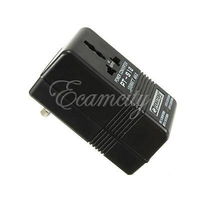 100W Power Converter Adapter AC 110V/120V to 220V/240V Up Down Volt Transformer