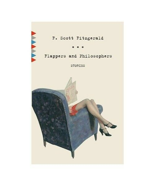"F. Scott Fitzgerald ""Flappers and Philosophers: Stories"""