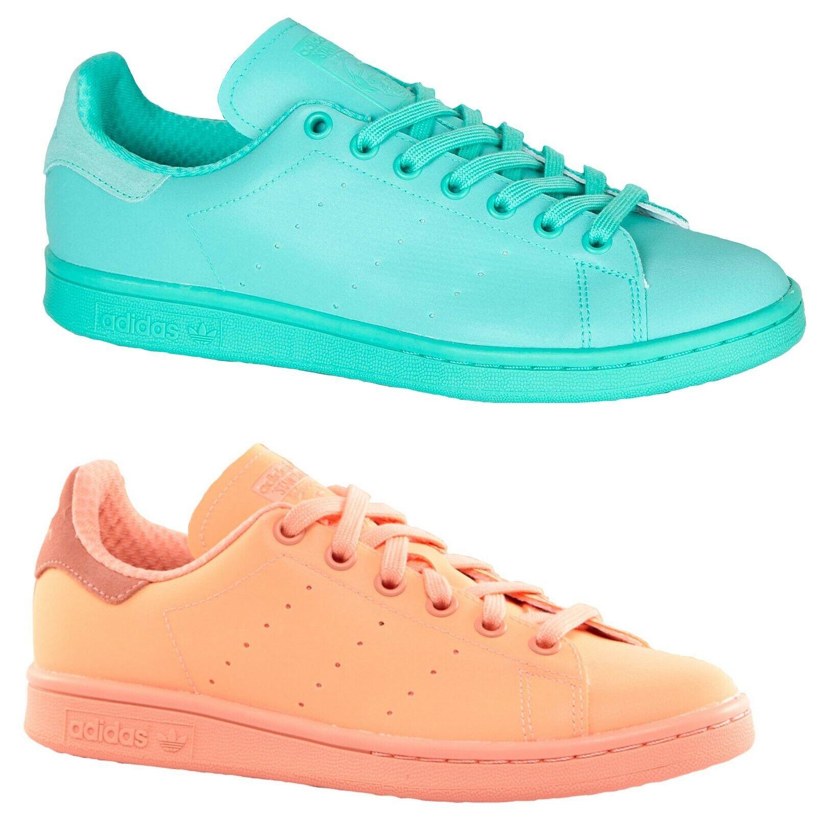 adidas Stan Smith Originals Schuhe Herren Damen damen Unisex Turnschuhe grün