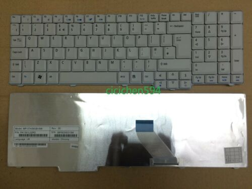 NEW Acer Aspire 6530G 6930 6930G 7720 7720G 7720Z UK Keyboard MP-07A56GB-698
