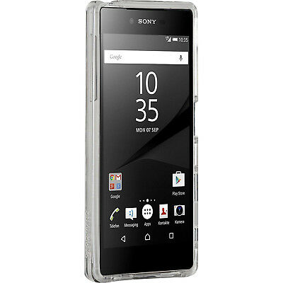Case-Mate Naked Tough Skal till Sony Xperia Z3 - Clear