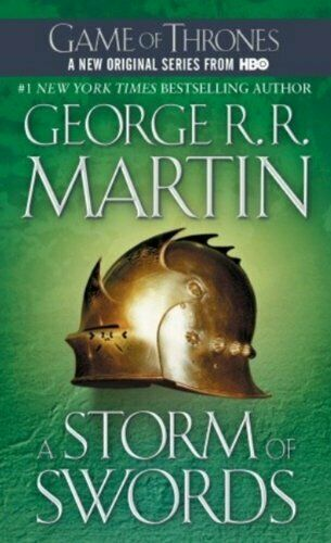 A Song Of Ice And Fire Game Of Thrones Ser A Storm Of Swords By George R R Martin 2003 Library Binding Prebound Edition For Sale Online Ebay