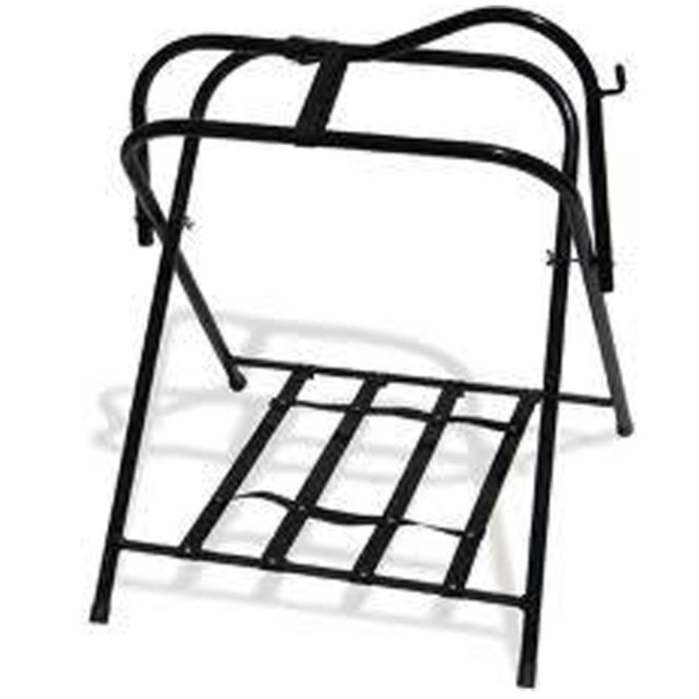 Folding Saddle Stand Without Wheels