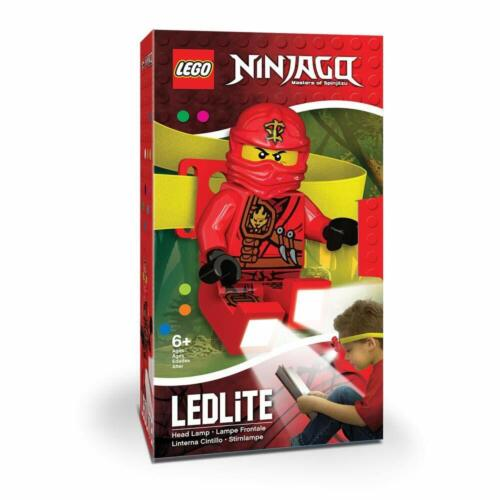 LEGO Ninjago Kai Head Lamp Elastic Headband with Bright LED Lights