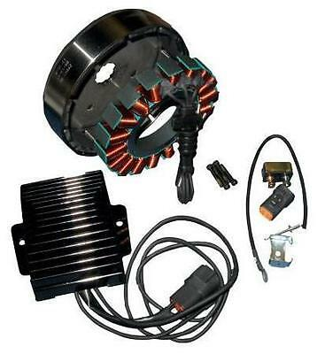 Cycle Electric - CE-84T-12 - 80 Series 50 AMP 3-Phase Alternator Kit 2112-1228