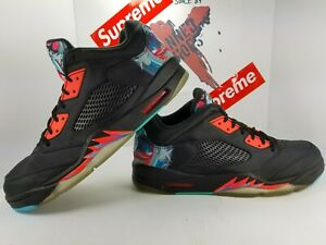 new arrival ab9b0 eb163 Details about Air Jordan 5 Low 'Chinese New Year CNY' 840475 060 Size 13