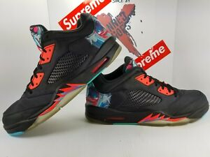 new arrival 06c1b 9c68e Details about Air Jordan 5 Low 'Chinese New Year CNY' 840475 060 Size 13