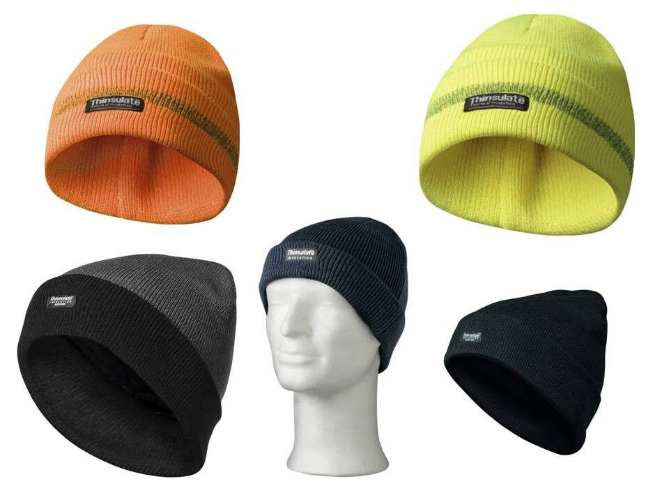 Elysee Thinsulate Thermo Strickmütze Winter Mütze UNISEX Kopfbedeckung wärmend