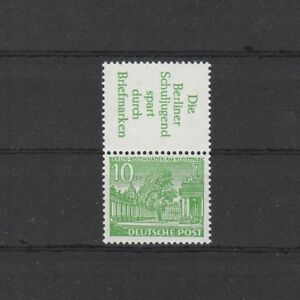 15690 - Berlin, Zusammendruck S6, sauber postfrisch, ungefaltet.