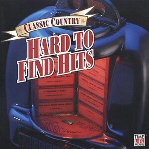 Classic-Country-Hard-to-Find-Hits-CD-Freddie-Hart-Bobby-Bare-Bob-Luman-Time-Life