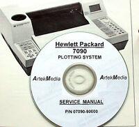 Hp 7090 Measurement Plotter Service Manual