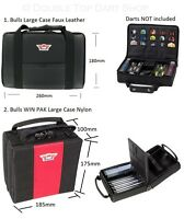 Bulls Professional Pro Darts Case / Wallet - Large -choice Of 2 Styles