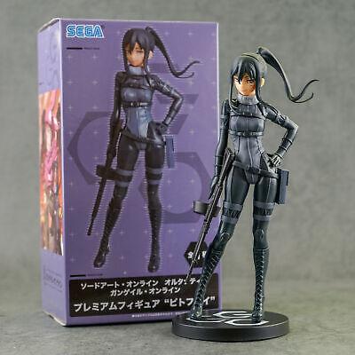 "#FD1733 SEGA Sword Art Online Gun Gale Online GGO Pitohui PVC 7.5/"" figure"