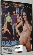 El Séquito - Parodia ASHLYNN BROOKE Entourage English language Spanish DVD NEW