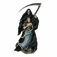Summon The Reaper by Anne Stokes Death Figurine Fantasy Magical 30cm High