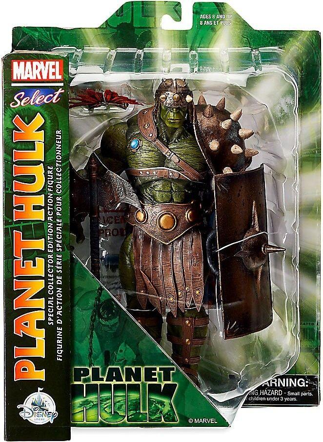 Thor: Ragnarok Marvel Select Planet Hulk Exclusive Action Figure