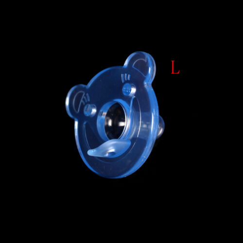 Newborn Kids Baby Orthodontic Dummy Pacifier Silicone Teat Nipple Soothers H/&P