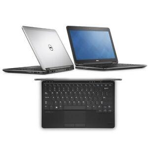"""Dell Latitude E7240 Core i5 4300U 1,9GHz 4GB 128GB SSD 12,5"""" Win 10 Pro IT"""