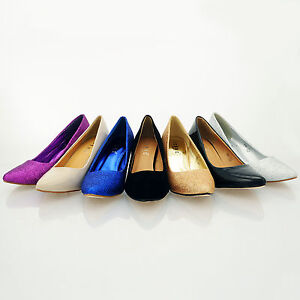 NEW-STYLE-WOMENS-LADIES-MID-HEEL-CASUAL-SMART-WORK-PUMP-COURT-SHOES-SIZE-3-8