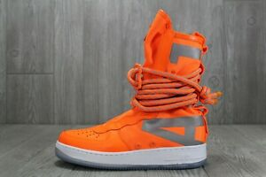 detailed look 3239f fe52f Image is loading 39-Nike-SF-AF1-High-Air-Force-1-