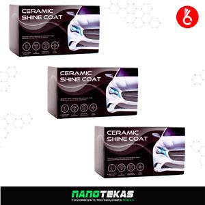 Nanotec Coating NANO CERAMIC SHINE COAT For Car Paint Car Body Protection