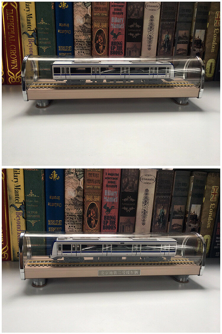 Subway model Beijing metro line 2 static traffic model 330mm (L)