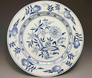 Blue Onion Furnivals Blue Dinner Plate England Porcelain Dinnerware
