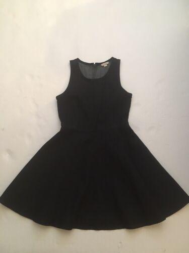 Gap Dark Wash Denim Jumper Dress Polka Dots Sz 0 … - image 1