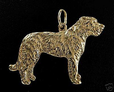 Pendentif IRISH WOLFHOUND  -Pendant IRISH WOLFHOUND DOG