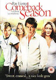 1 of 1 - Comeback Season [DVD](2008) -  Ray Liotta - Cert: 15