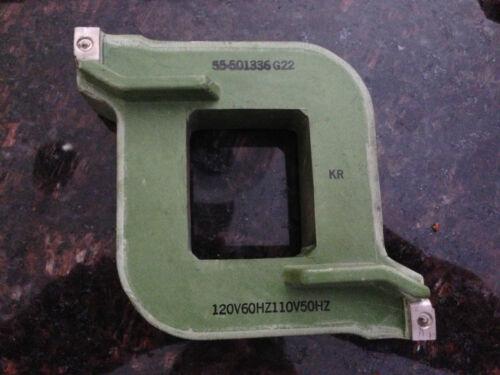 GE 55-501336 G22 120V Magnetic Coil for General Electric Starter